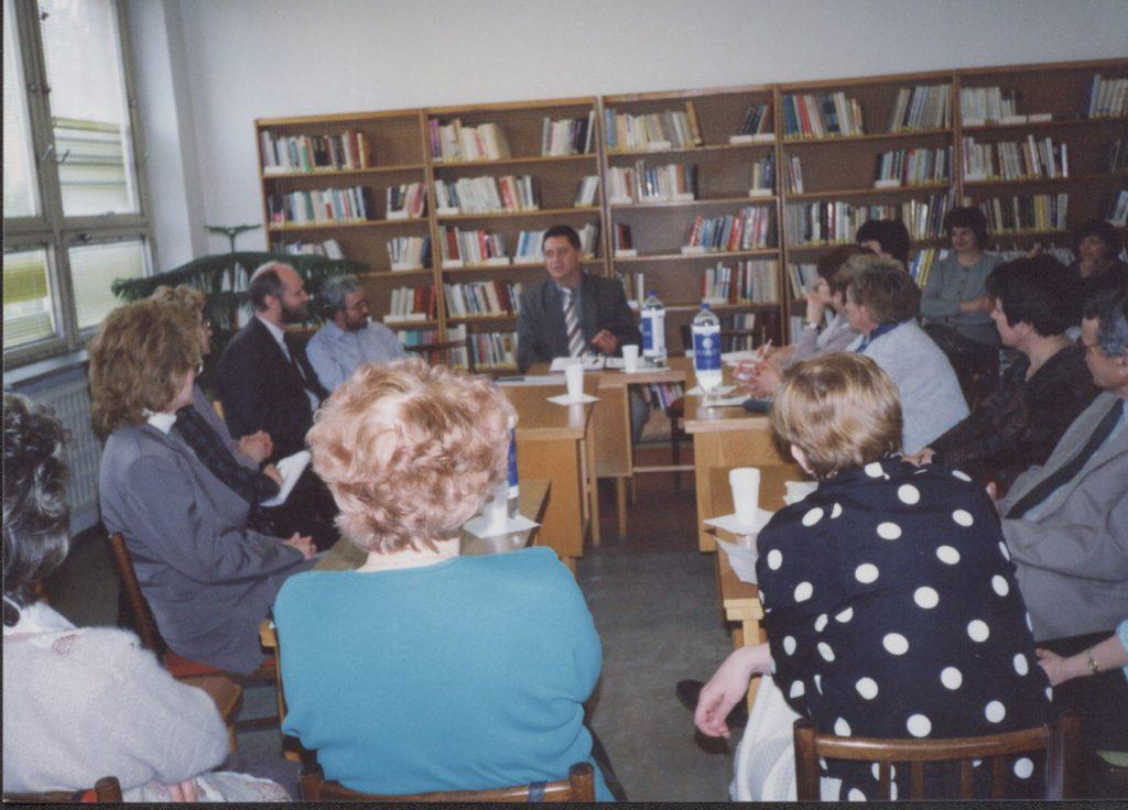 Könyvtárosok találkozója