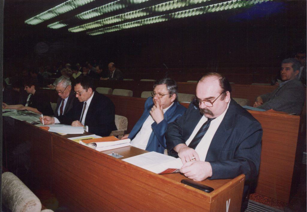 CSEMADOK rendkívüli országos közgyűlése