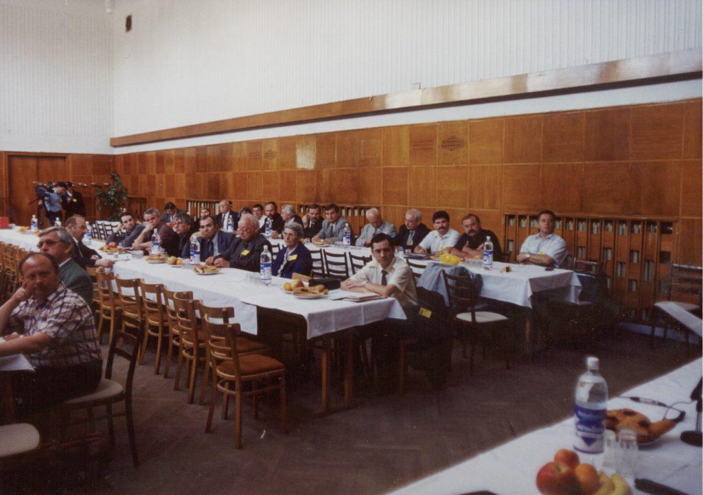 IV.Mérföldkövek - Millennium 2000 elnevezésű konferencia. Szervező: Pro Pátria - Honismereti Szövetség.