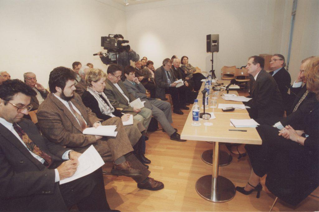 Nemzetközi konferencia a Magyar Köztársaság Kulturális Intézetében