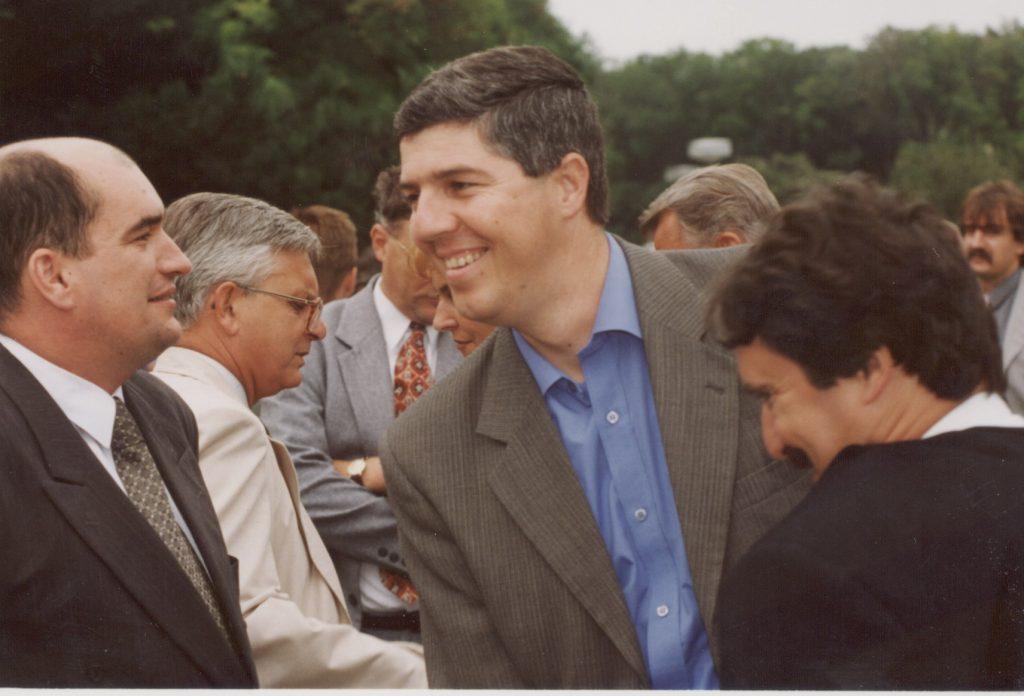 II. Szlovákiai Nyári Szabadegyetem - Együtt Európába (1999. augusztus 25-29.)