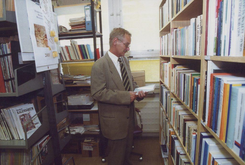 A Bibliotheca Hungaricában megnyílt a Fórum Intézet Nemzetközi Nemzetiségi Szakkönyvtára.