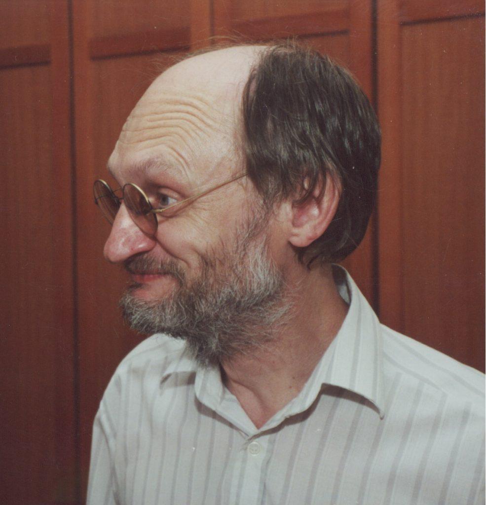 Sándor Anna könyvbemutatója. (a képen: Gyurgyík László)