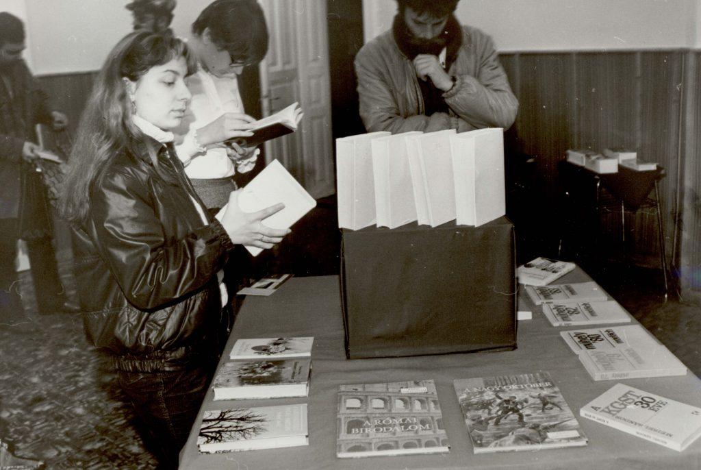 Könyvbemutató a Pravda kiadóban