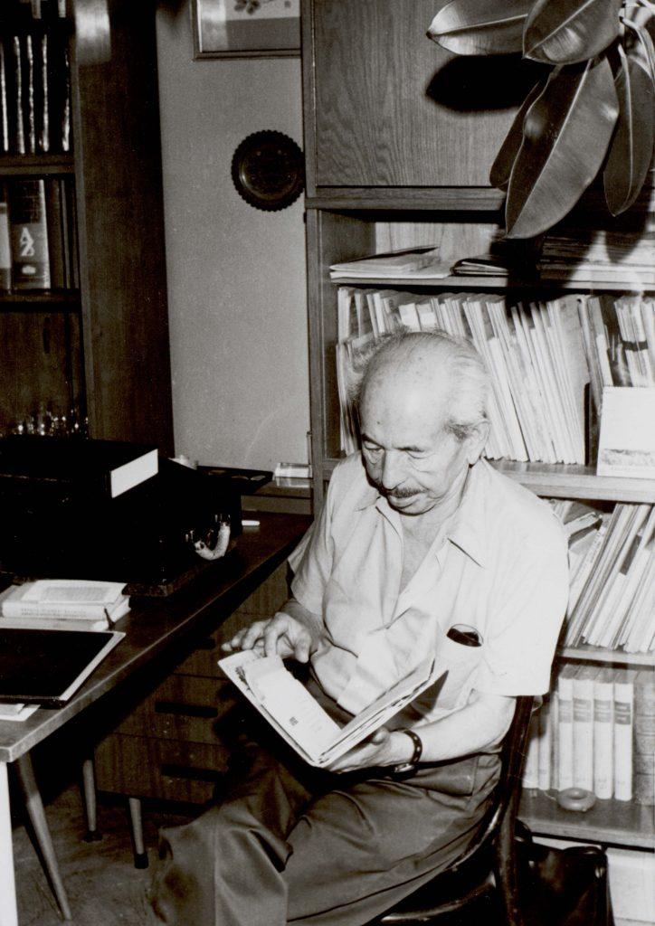 Blaskovics József - műfordító, nyelvész, turkológus professzor.