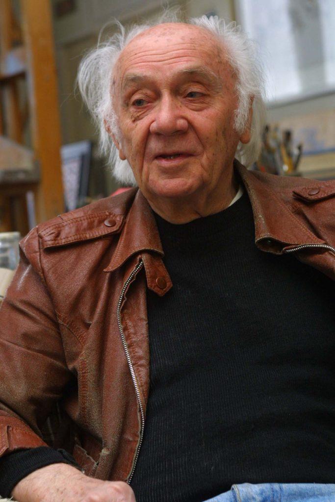 Barta Gyula - festő.