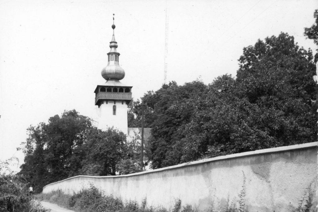 Serke református temploma.