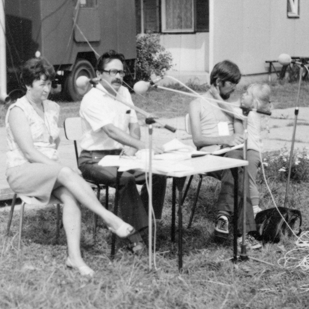 Méry Margit és Takács András előadása