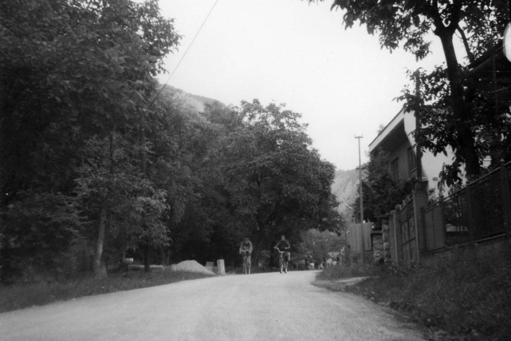 Szádelői falukép.