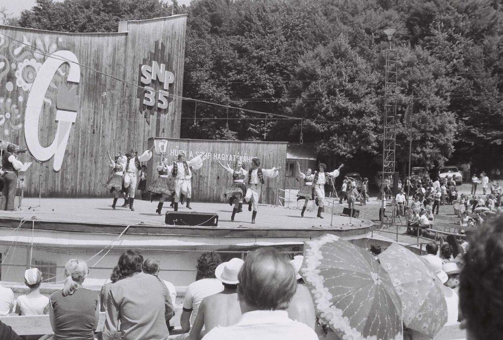 Šarišan Táncegyüttes, Eperjes. (XXIV. Országos Kulturális Ünnepély)