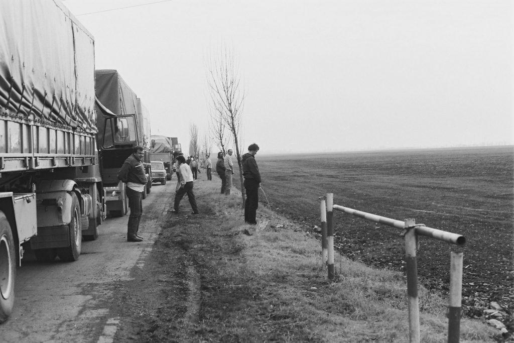 Dunaszerdahely - Temesvár segélyakció.