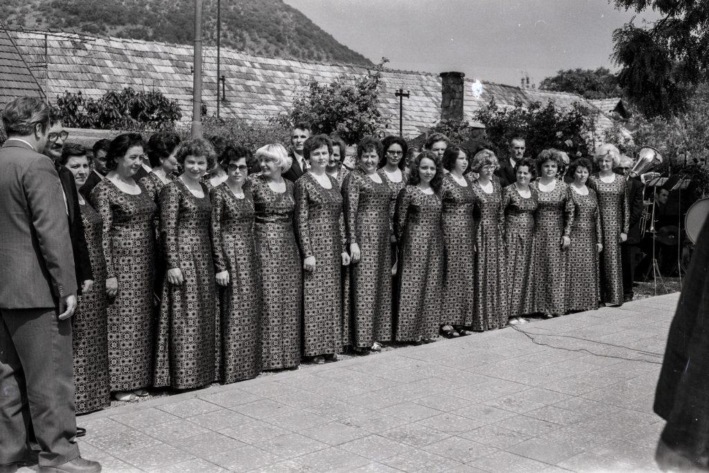 A Sajóvölgy énekkar, Gömörhorka. (XXI. Országos Dal- és Táncünnepély)