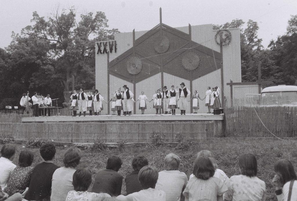 Új Hajtás Táncegyüttes, Diószeg. (XXVI. Országos Népművészeti Fesztivál)