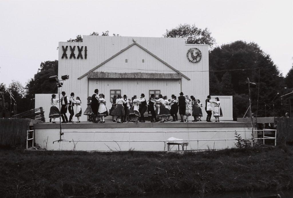 Medves Hagyományőrző Együttes, Medveshidegkút és a fiatal utánpótláscsoport. (XXXI. Országos Népművészeti Fesztivál)