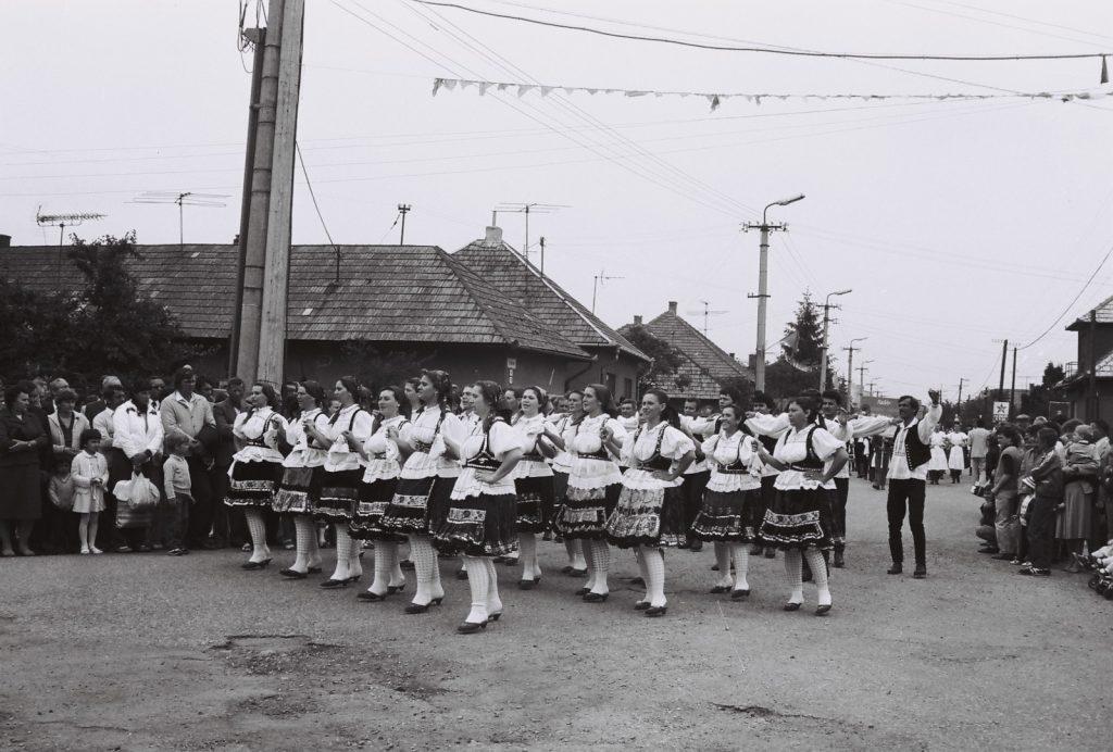 Bogyiszló Népi Együttes, Bogyiszlő. (XXXI. Országos Népművészeti Fesztivál)