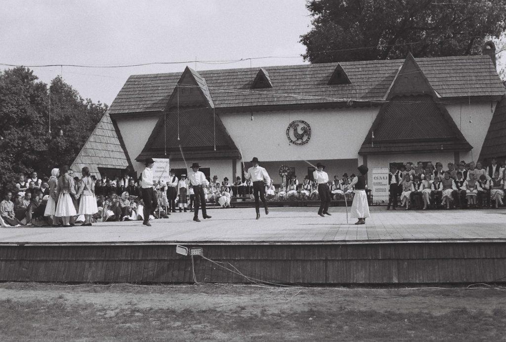 Tátika Gyermektánccsoport, Ekel. (XXXII. Országos Népművészeti Fesztivál)