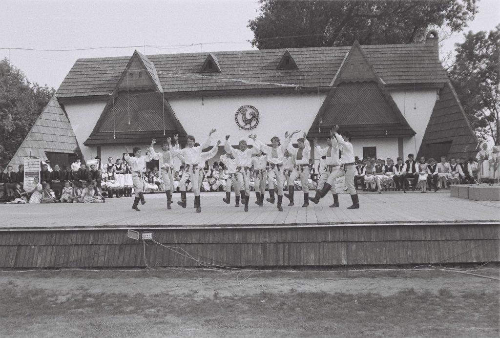 Kalina Folklórcsoport (ukrán), Homonna. (XXXII. Országos Népművészeti Fesztivál)