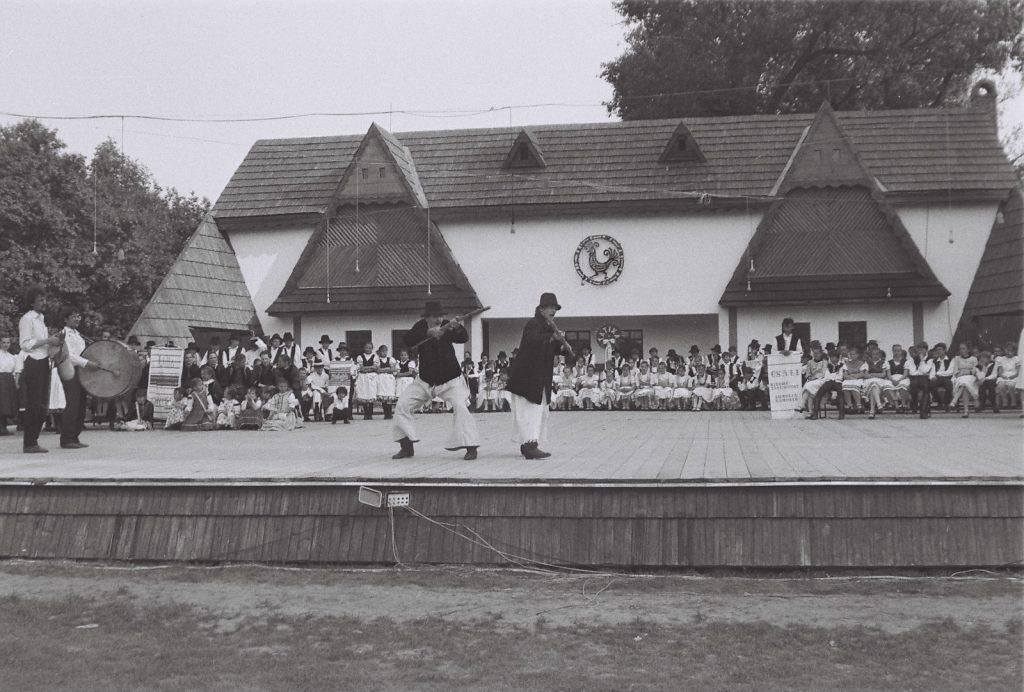 Új Nemzedék Táncegyüttes, Kassa. (XXXII. Országos Népművészeti Fesztivál)