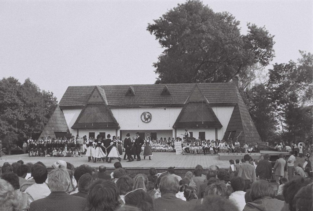 Szőttes Népművészeti Együttes, Pozsony. (XXXII. Országos Népművészeti Fesztivál)